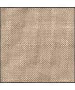36ct Ligonier Latte hand-dyed Edinburgh linen 1... - $23.85