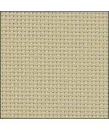 Antique Sage 14ct Aida 19x17 cross stitch fabric Zweigart - $14.65