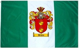 Araya Coat of Arms Flag / Family Crest Flag - $29.99