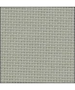 Smokey Blue 14ct Aida Hand Over Dyed 35x39 cross stitch fabric Fabric Flair - $59.40