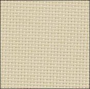 Primary image for Stone 14ct Aida 19x17 cross stitch fabric Zweigart