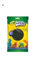 Crayola Model Magic Clay Black 4 oz  Reusable Air-Dry Creative 3+ Years New C2 - $11.05