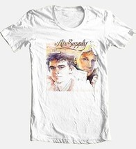 Air Supply T-shirt classic 1980's retro soft rock 100% cotton graphic tee image 2