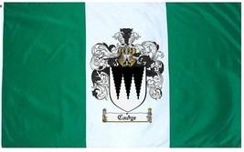 Cadye Coat of Arms Flag / Family Crest Flag - $29.99