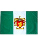 Chisholm Coat of Arms Flag / Family Crest Flag - $29.99