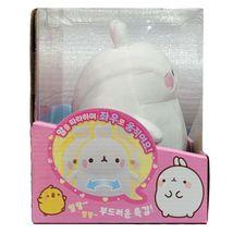 Talking and Moving Molang Rabbit Stuffed Plush Korean Toy Doll image 3