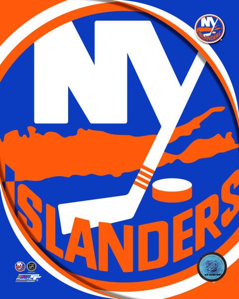 Team Logo New York Islanders Photo AANU136