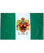 Craft-crest Coat of Arms Flag / Family Crest Flag - $29.99