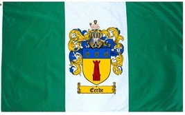 Eerde Coat of Arms Flag / Family Crest Flag - $29.99