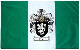 Eger Coat of Arms Flag / Family Crest Flag - $29.99