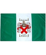 Fitzgerald Coat of Arms Flag / Family Crest Flag - $29.99
