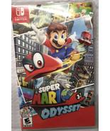 Super Mario Odyssey For Nintendo Switch - $39.60
