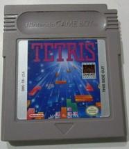 Tetris (Nintendo Game Boy, 1989) Vintage Game Boy Used Gamer - $14.01