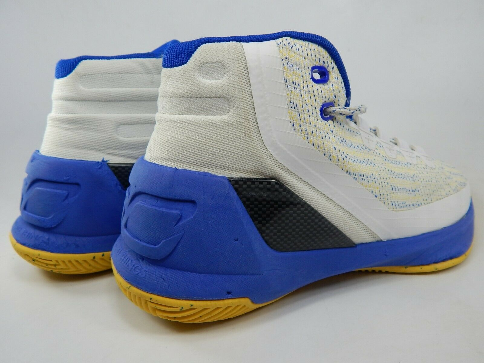 Under Armour Curry 3 Size 6 M (Y) EU 38.5 Boy's Kid's Basketball Shoes 1274061