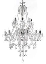 New! Murano Venetian Style Crystal Chandelier Lighting - Great for The Dining Ro - $923.15