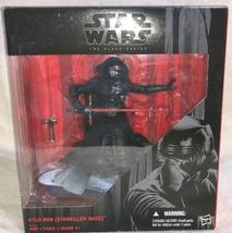 Star Wars The Black Series KYLO REN Starkiller Base Figure Disney UNOPENED - $11.87