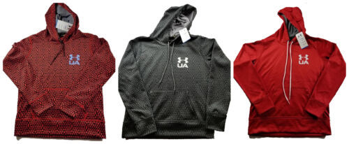 Under Armour Women's Hoodie UA Cold Gear Loose Pullover Hooded Sweatshirt NEW