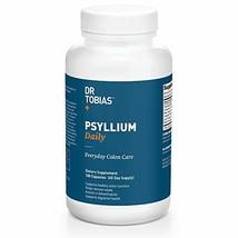 Dr Tobias Psyllium Daily - Cleanse & Detox Your Colon 180 Count - $15.94