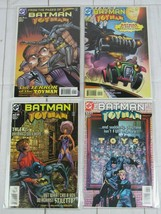 Batman /Toyman Full set #1-4 (1998) DC Comics - C5001 - $5.99