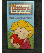 VHS Clifford the Big Red Dog - Here Comes Clifford (VHS, 2001) - NEW - $19.99