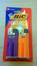 Bic Clic 2 Lighters - $10.11