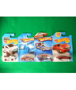 Hot Wheels In Original Package 4 Different Lot7 - $7.18