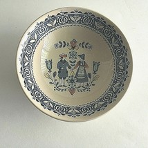 """Johnson Brothers Staffordshire Hearts and Flowers 6.5"""" Bowl Old Granite ... - $13.18"""