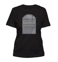 Jonathan Blake #126 - Women's Misses T-Shirt - Funny Humor Halloween Dea... - $19.99