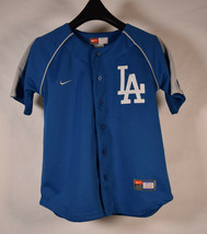 Los Angeles LA Dodgers Youth Baseball Jersey Manny Ramirez #99 Small 8/10 - $29.70