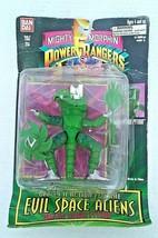 Power Rangers Evil Space Aliens Darting Tongue Pythor Action Figure Bandai 1994 - $30.00