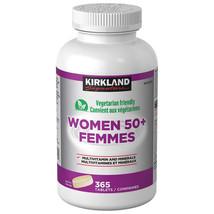 2PACK Kirkland Signature Women 50+ Multivitamin, 365 Tablets EACH -FROM ... - $55.39