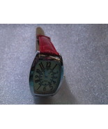 Women Dress Watches Causal PU Leather Band Analog Quartz Round Wrist Watch - $12.50