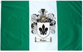Gayer Coat of Arms Flag / Family Crest Flag - $29.99