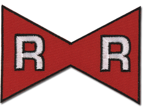 Dragon Ball Z Red Ribbon Mark Iron on Patch GE83531 *NEW* - $14.99