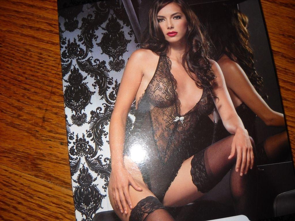 43ff2b6c9f leg ave Chantilly lace deep V woman teddy and 50 similar items