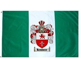 Kemmerer Coat of Arms Flag / Family Crest Flag - $29.99