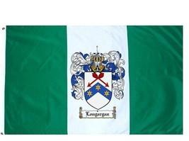 Longargan Coat of Arms Flag / Family Crest Flag - $29.99
