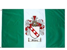 Maysey Coat of Arms Flag / Family Crest Flag - $29.99