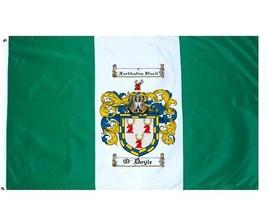 O'Doyle Coat of Arms Flag / Family Crest Flag - $29.99