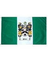 Pratt Coat of Arms Flag / Family Crest Flag - $29.99