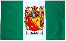 Bertholet Coat of Arms Flag / Family Crest Flag - $29.99