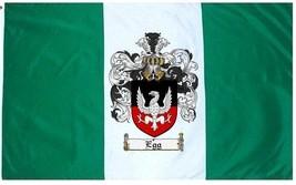 Egg Coat of Arms Flag / Family Crest Flag - $29.99
