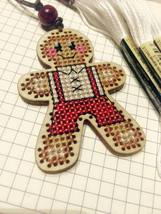 Ginger Woodie Stitchable Kit cross stitch kit Romy's Creations  - $14.00