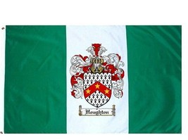 Houghton Coat of Arms Flag / Family Crest Flag - $29.99