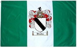 Braden Coat of Arms Flag / Family Crest Flag - $29.99