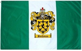 Buchanan Coat of Arms Flag / Family Crest Flag - $29.99
