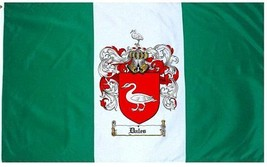 Dales Coat of Arms Flag / Family Crest Flag - $29.99