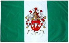 Eder Coat of Arms Flag / Family Crest Flag - $29.99