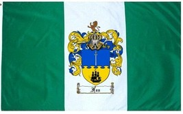 Fea Coat of Arms Flag / Family Crest Flag - $29.99