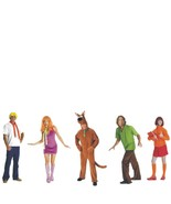 Scooby Doo - Costume - Set of 5 - Fred, Daphnie, Scooby, Shaggy & Velma ... - $140.79